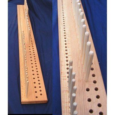 Beech Peg Loom – 4′ (120cm)