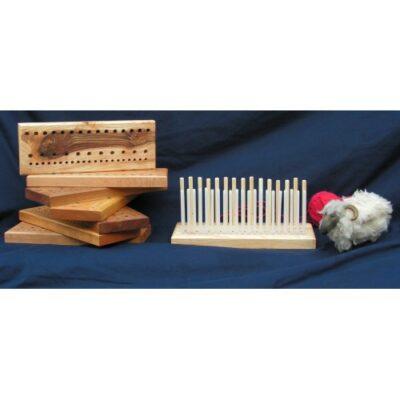 (Pl1a) -12″ Ash Peg Loom 30cm