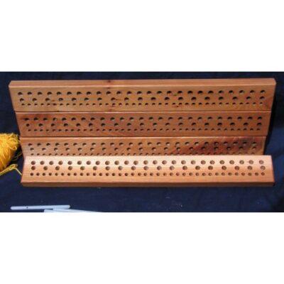 (Pl2e) – 20″ Elm Peg Loom – 50cm