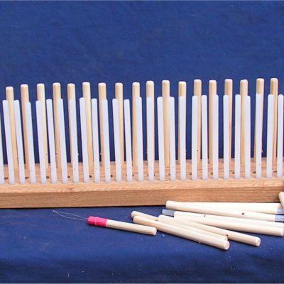 Peg Loom – Oak 24″ (60cm)