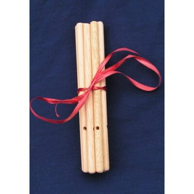 Wooden Peg Loom Pegs 6mm- a pack of 10