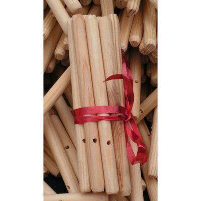 Wooden Peg Loom Pegs 9mm – pack of 10