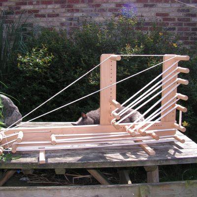 Inkle Loom – long weave