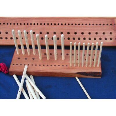 "(Pl1c) – 12 "" Cherry Peg Loom 30cm"