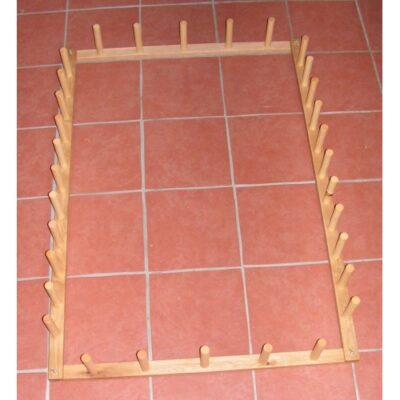 Small Warping Frame 600 x 900mm (24×36″)