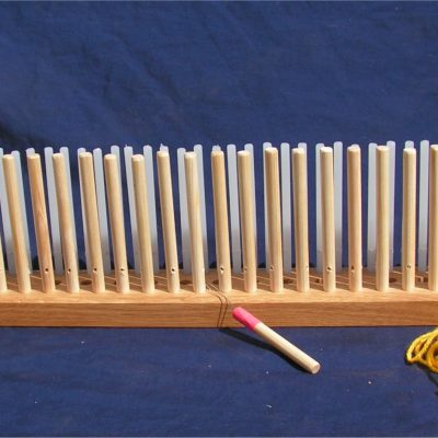 Oak Peg Loom – 20″ (50cm)